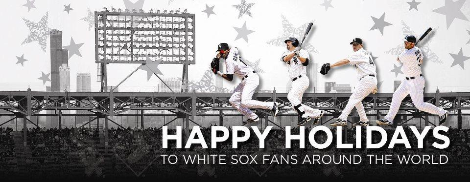 happy holidays white sox