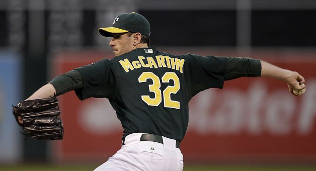 McCarthy had to relearn to walk after his recent surgery. Credit: SFGate.com